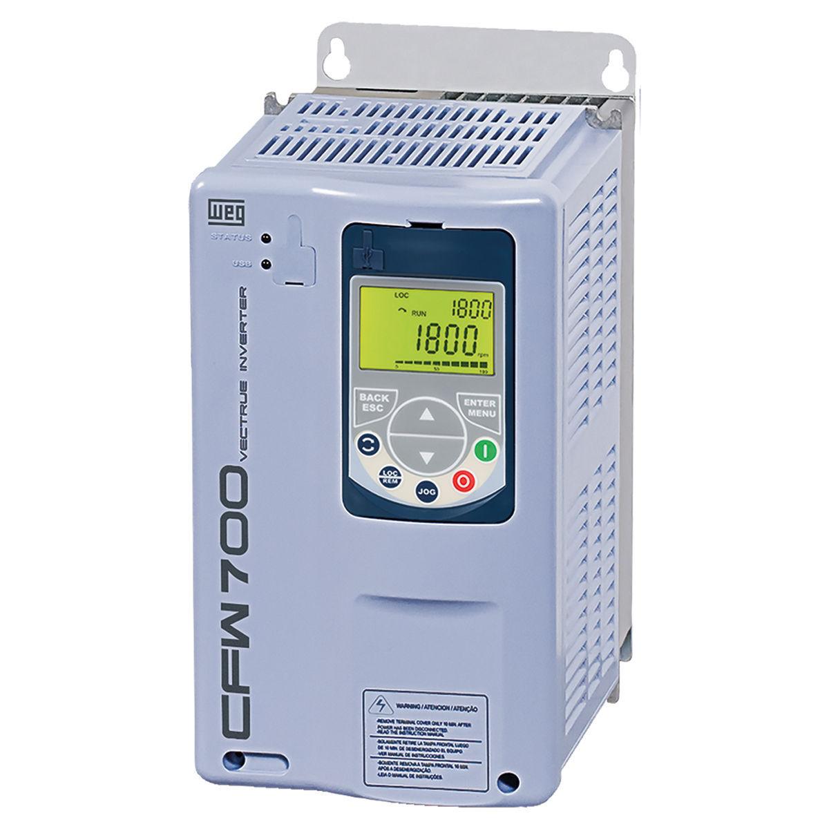 WEG - Inversor de Frequência CFW 700