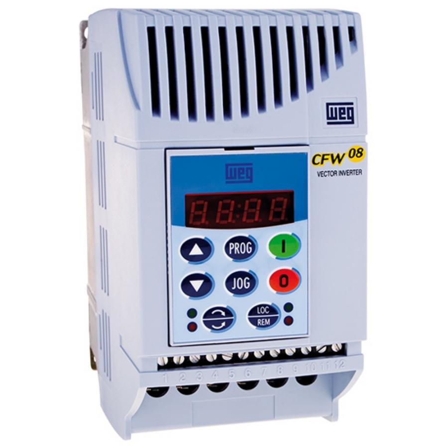 WEG- Inversor de Frequência CFW08